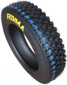 Fedima FCR2 12/60-14 (155/70R14)   - 4 Reihen