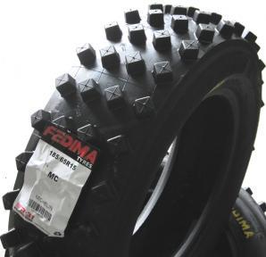 Fedima MC Sandcross 17/59-14   - 165/60R14 - 4 Reihen