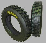 Fedima CRM 11/66-15   - 155/80R15 - 3 Reihen